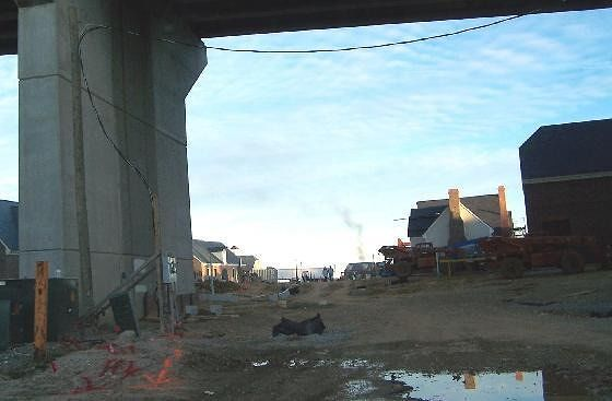 Water Street November 2004