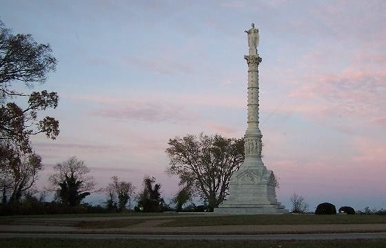Battle Monument - Yorktown