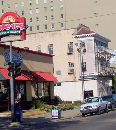 Popeye's which started in New Orleans