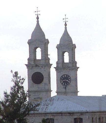 Clocktower mall 2004