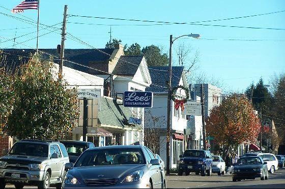 Main Street in Kilmarnock