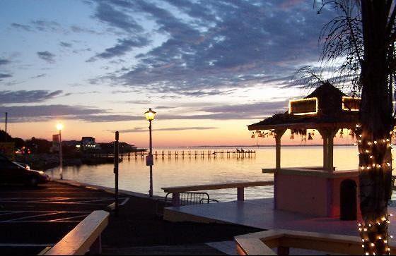Sunset on Currituck Bay