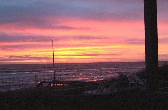 Sunrise 6:42
