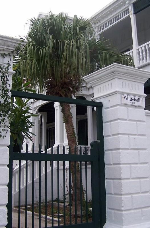 Whitehall gate