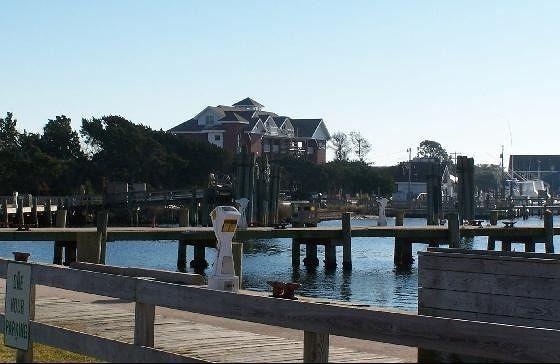 Park Service Docks