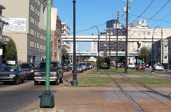 St. Charles Line Street Car