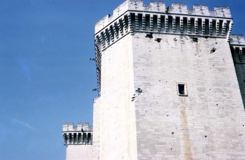 King Rene's Castle in Tarascon