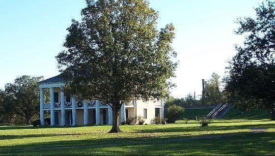 Malus-Beauregard House built after the battle