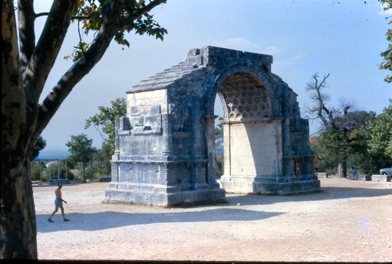 Arc de triomphe de Glanum