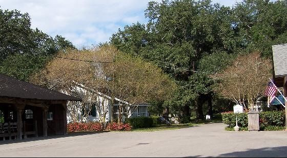 Houses on the grounds