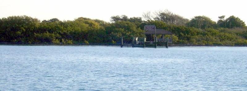 Indian Key dock