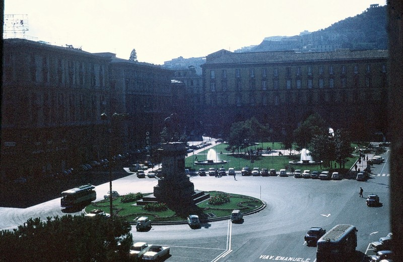 Plaza from hotel
