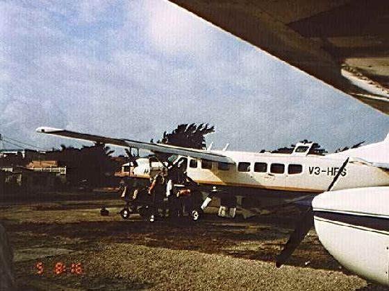 Airport at San Pedro