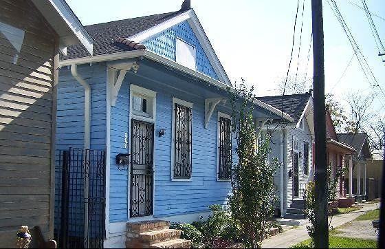 Houses in Algiers