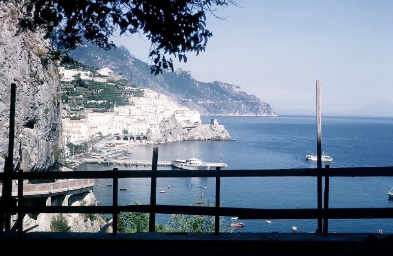 Looking back at Amalfi