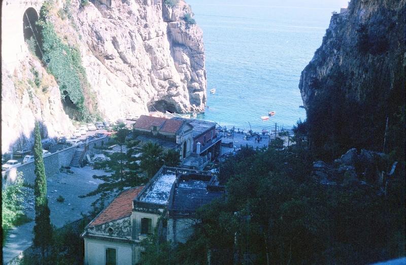 Hidden fishing village
