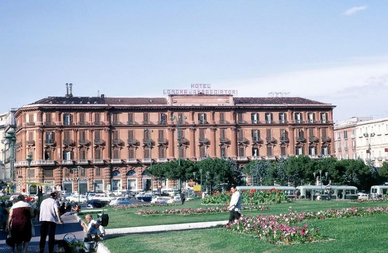 Hotel Londra & Ambasciatori (our hotel)