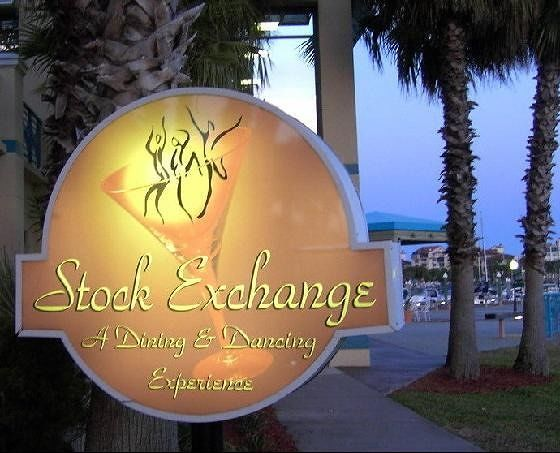 Restaurant Sign - Daytona Beach