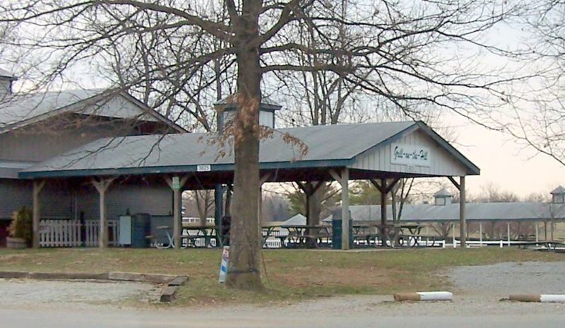 Grill on the Hill - Kentucky State Horse Park