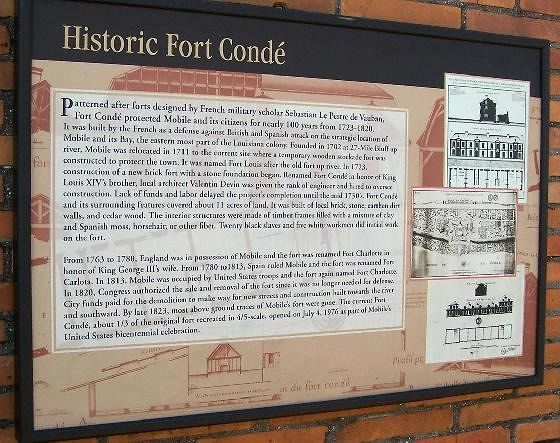 Historic Fort explanation