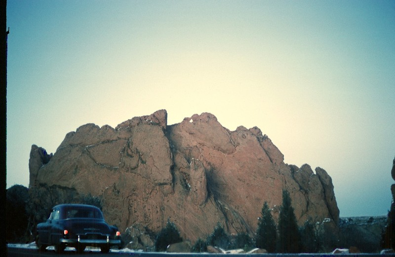 Kissing camels - Garden of the Gods