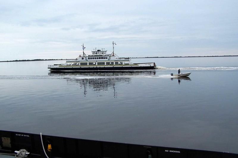 Ferries pass