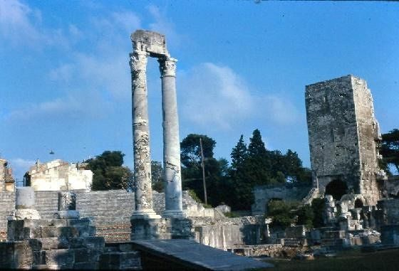 Columns that remain