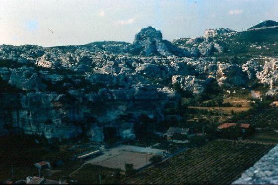 Dante's Landscape