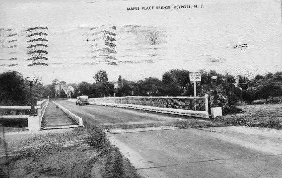 Old Postcard of Keyport