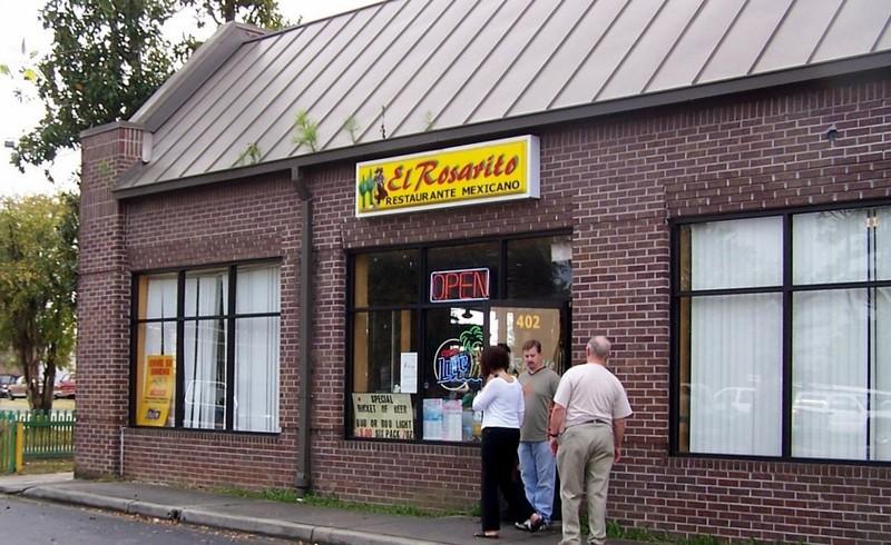 El Rosarito restaurant