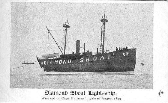 Diamond Shoals Lightship