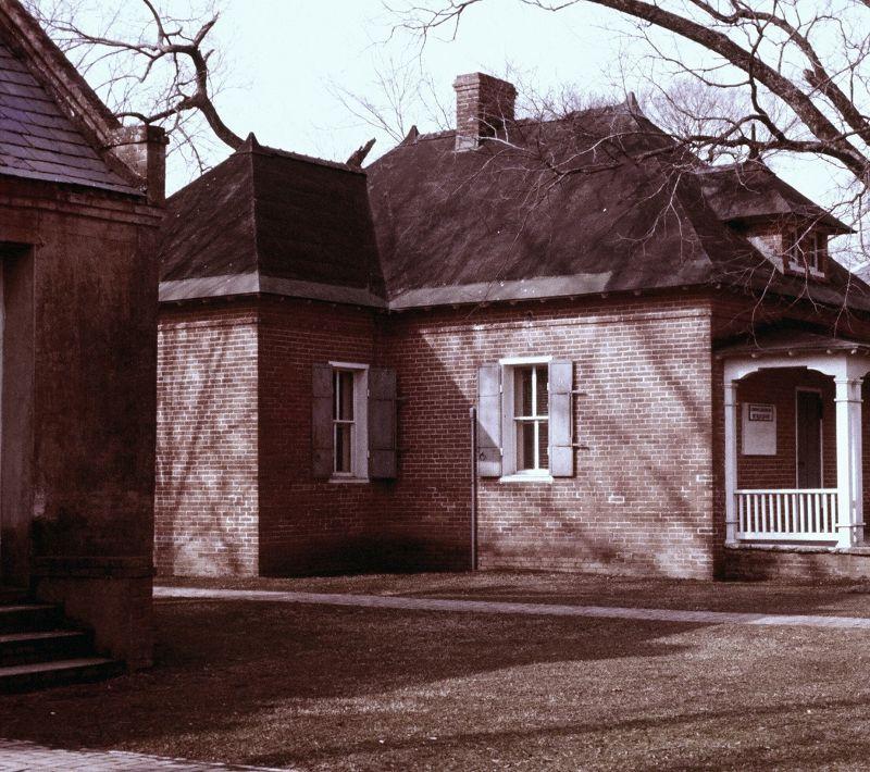 Roane Building in 1962