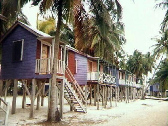Picturesque but basic Ignacio's Huts