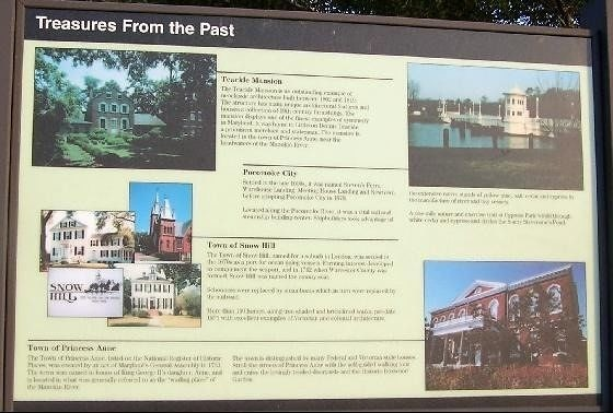 Treasures from the Past - Outside_Tawes_museum