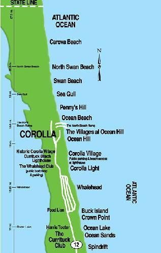 Old Corolla Village