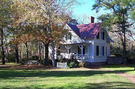 Third Keeper's House