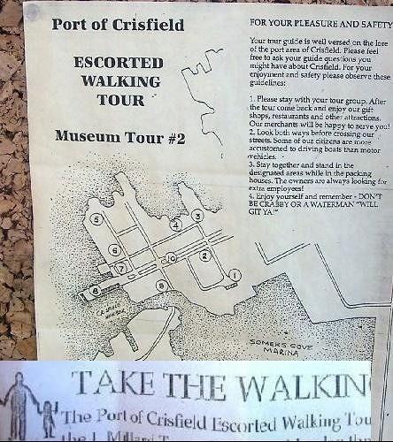 Posted_walking_tour_map