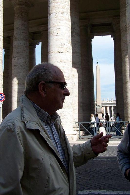 Vatican guide