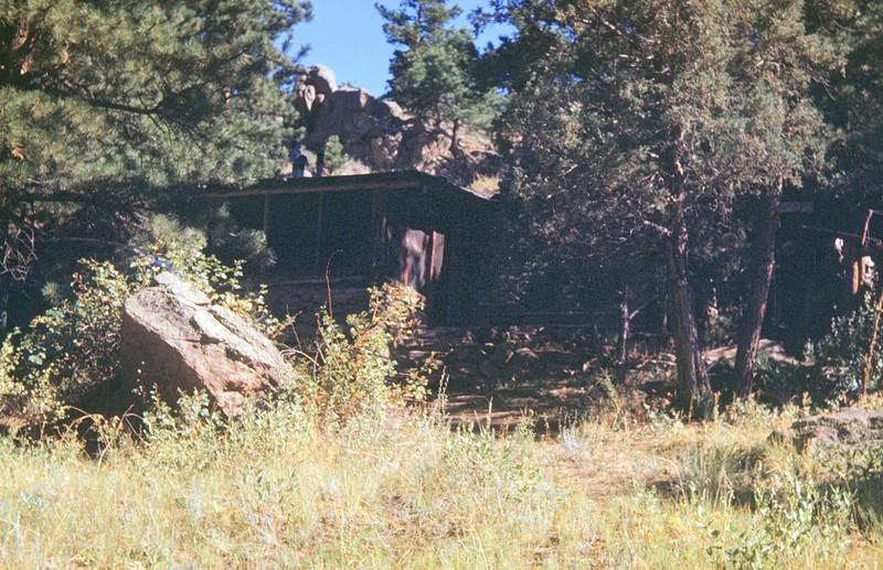 Wallin's cabin