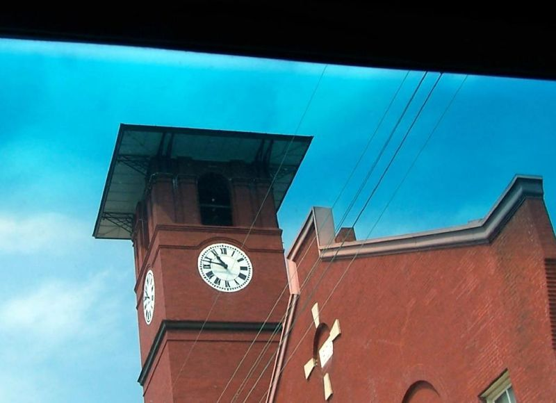 Henderson Clock