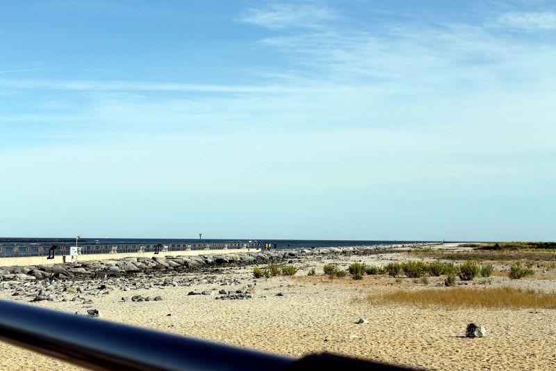 Beach/maritime environment