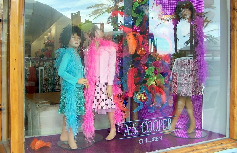 A.S. Cooper children's clothes