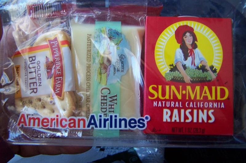 Snacks on AA