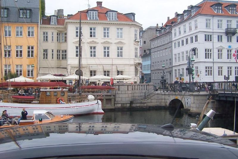 Nyhavn bridge