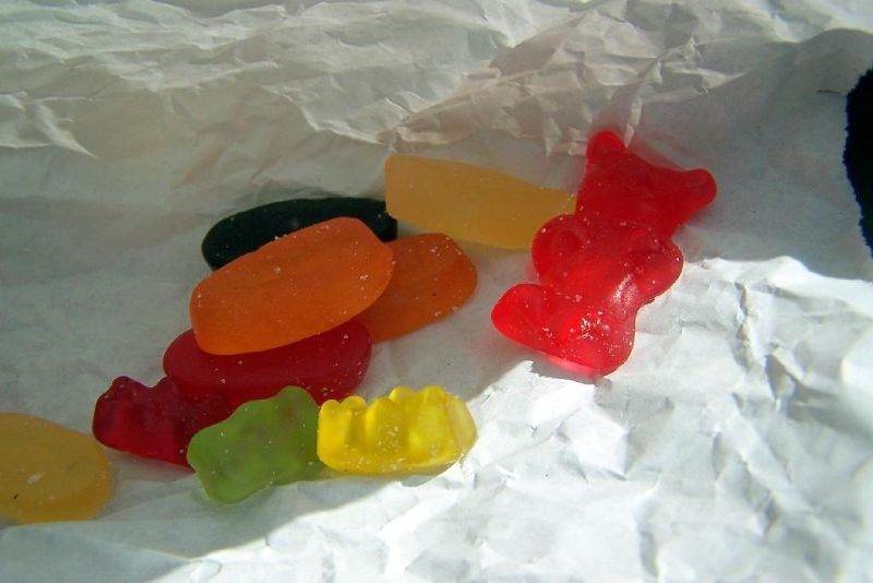 Gummy Bear type candy