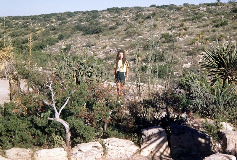 Me near the cavern