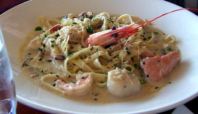 Bob's Pasta Seafood