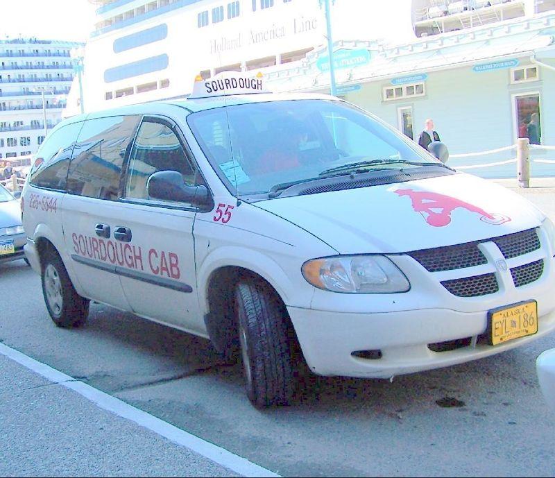 Sourdough cab