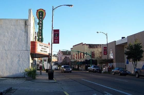 # 7 The Evangeline Theatre (29 East Main Street)
