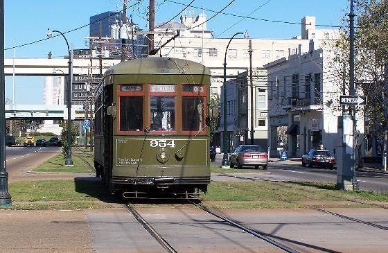 Charles Street streetcar